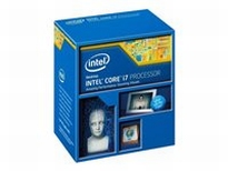 Intel Core i7 4790K - 4 GHz - 4 cores - 8 threads - 8 MB cac