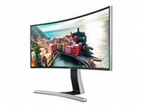Samsung SE790C Series S34E790C - LED monitor - curved - 34