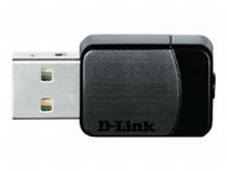 D-Link Wireless AC DWA-171  2.4 GHz, 5 GHz