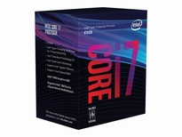 Intel Core i7 8700 - 3.2 GHz - 6-core - 12 threads - 12 MB c