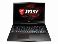*MSI GE63 8RE 046BE Raider - 15.6