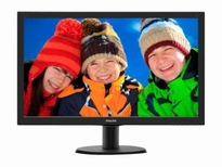 Philips V-line 243V5LHAB - LED-monitor - Full HD (1080p) - 2