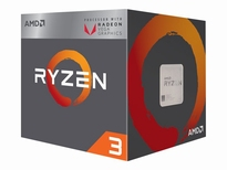 AMD Ryzen 3 2200G - 3.5 GHz - 4 cores - 4 threads - 4 MB cac
