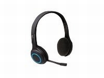 Logitech Wireless Headset H600 - Headset wireless - 2.4 GHz