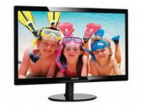 Philips V-line 246V5LSB - LED monitor - 24