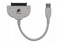 Corsair Cloning Kit - Storage controller - SATA 3Gb/s - USB