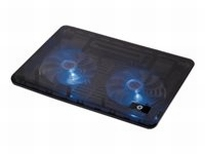 Conceptronic CNBCOOLPAD2F - Notebook cooling pad - 17