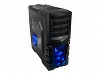 Antec GX505 Window - Tower - ATX - no power supply - black -