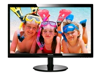 Philips V-line 246V5LHAB - LED-monitor - Full HD (1080p) - 2