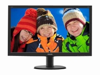 Philips V-line 240V5QDSB - LED-monitor - Full HD (1080p)- 24