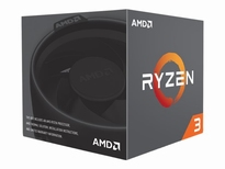 AMD Ryzen 3 1200 - 3.1 GHz - 4 cores - 4 threads - 8 MB cach