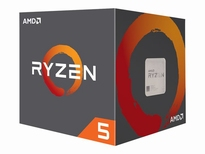 AMD Ryzen 5 2600X / 3.6 GHz processor