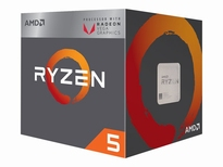 AMD Ryzen 5 1600 / 3.2 GHz processor 6-core - 12 threads